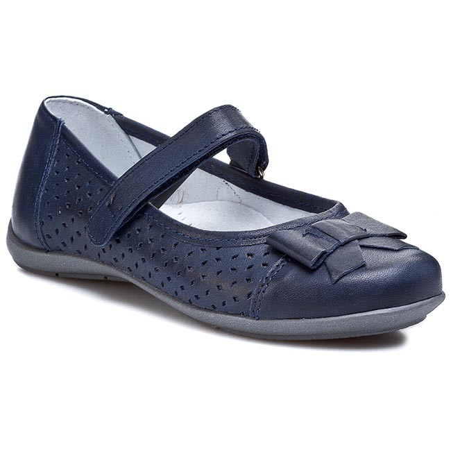 Shoes KORNECKI - 03643  W/Granat/S
