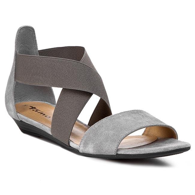 Sandals TAMARIS - 1-28180-24 Grey 200