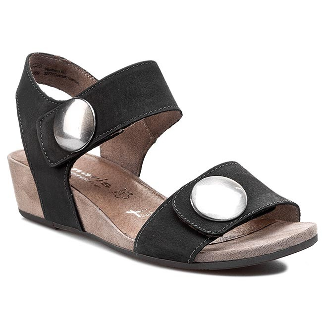 Sandals TAMARIS - 1-28201-24 Black 001