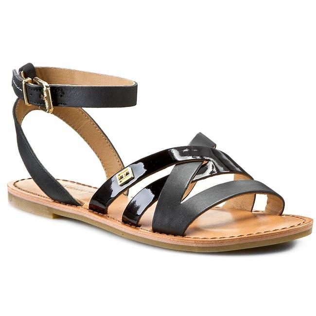 Sandals TOMMY HILFIGER - Julia 34A FW56818695 Black 990