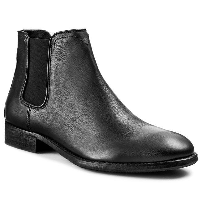 Ankle Boots GUESS - Sebastian FM4SBS LEA15  BLACK