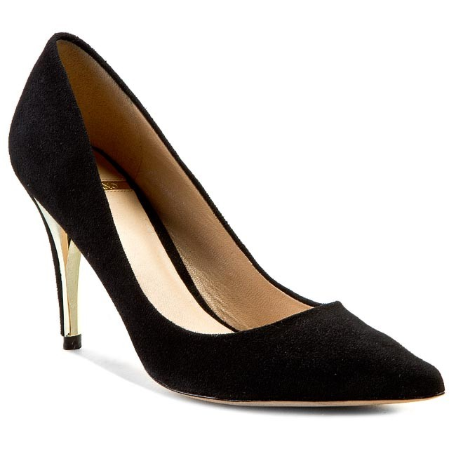 Stilettos GUESS - BY MARCIANO Elsa3 FL4EA3 SUE08  BLACK