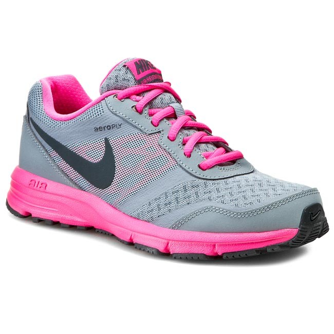 Shoes NIKE - Wmns Air Relentless 4 684042 005 Dove Grey/Classc Charcl/Pnk