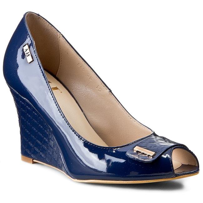 Shoes A.J.F. - C0849  Granat 610/656