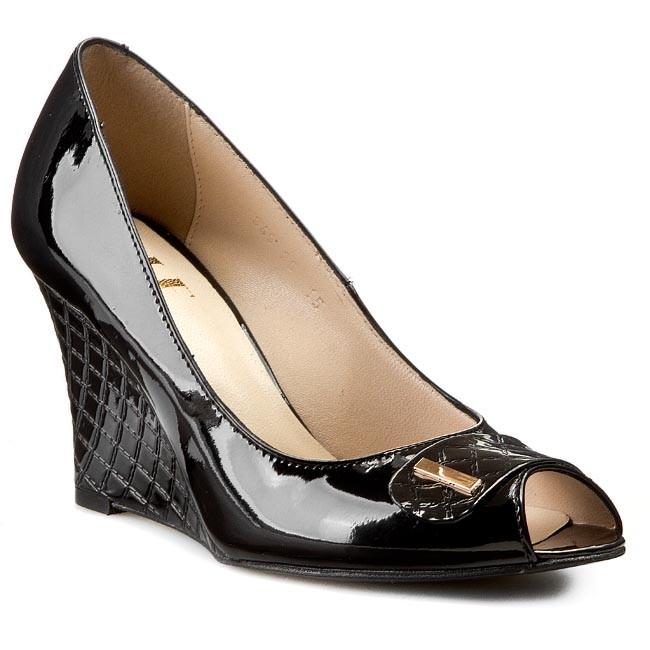 Shoes A.J.F. - C0849 032/634 Czarny