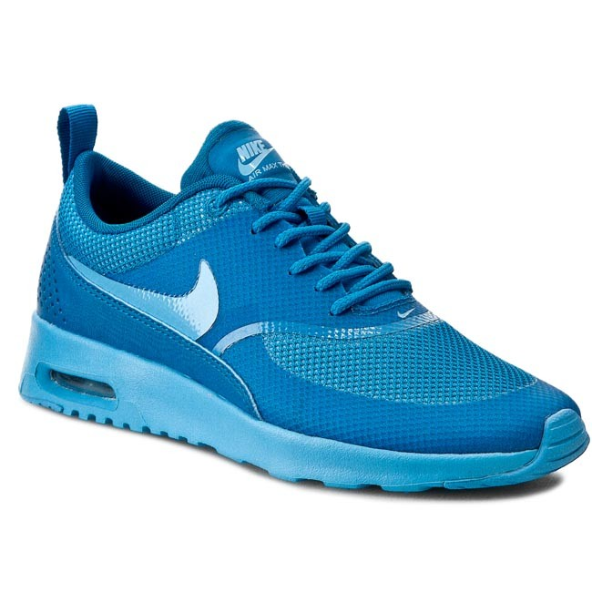 Shoes NIKE - Air Max Thea 599409 406 Clearwater/Lt Blue Lacquer