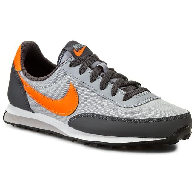 Shoes NIKE - Elite (Gs) 418720 047 Wolf Grey/Ttl Orange/Vlt White