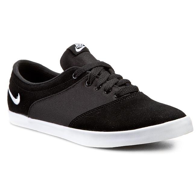 Plimsolls NIKE - Wmns Nike Mini Sneaker Lace 705343 010 Black/White