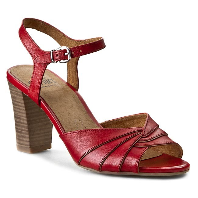 Sandals CAPRICE - 9-28300-24 Red 500