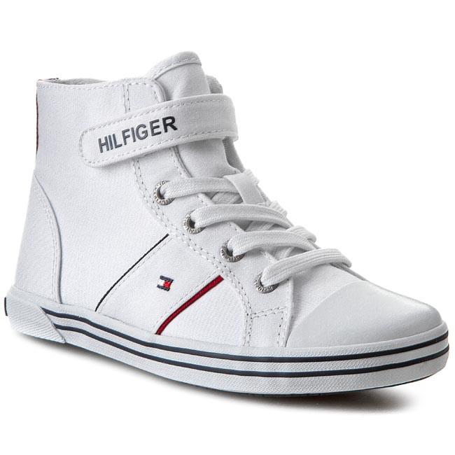 Shoes TOMMY HILFIGER - Slater 4D FB56819000  White 100