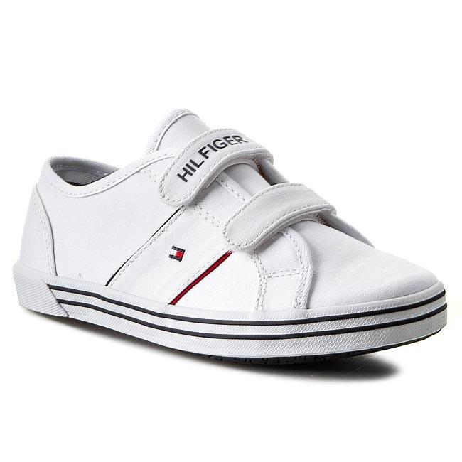 Shoes TOMMY HILFIGER - Slater 3D FB56818998 White 100