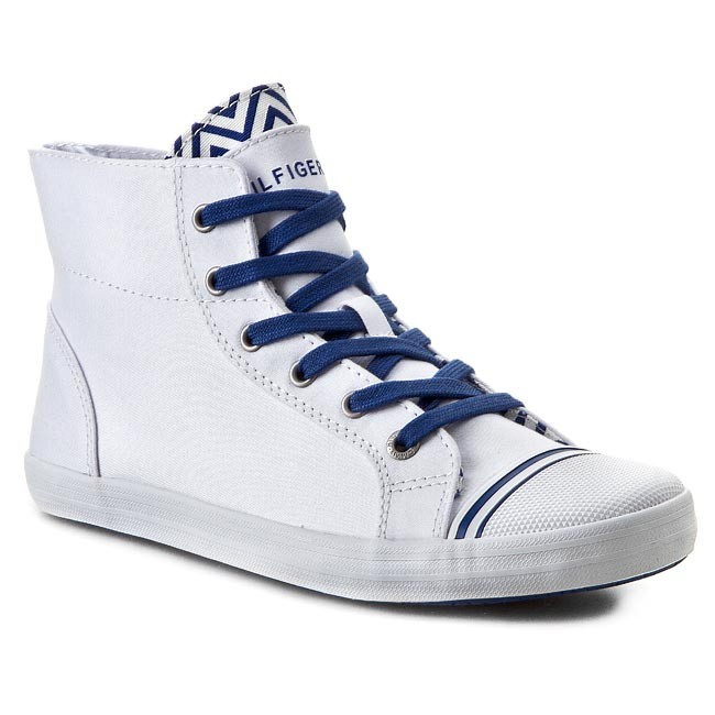 Sneakers TOMMY HILFIGER - Slater 5D FG56819043 White 100
