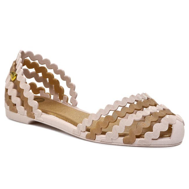 Sandals MEL BY MELISSA - Mel Sweetie Sp Ad 32143  Beige/Gold 51808