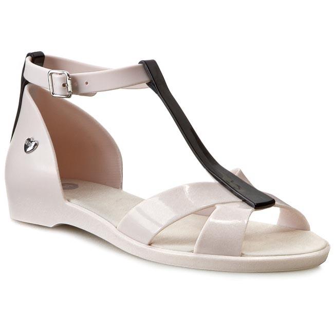Sandals MEL BY MELISSA - Mel Dance Sp Ad 31541  Beige/Black 51485