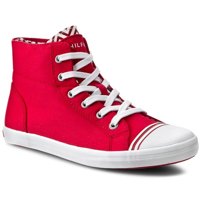 Sneakers TOMMY HILFIGER - Slater 5D FG56819043  Tango Red 611