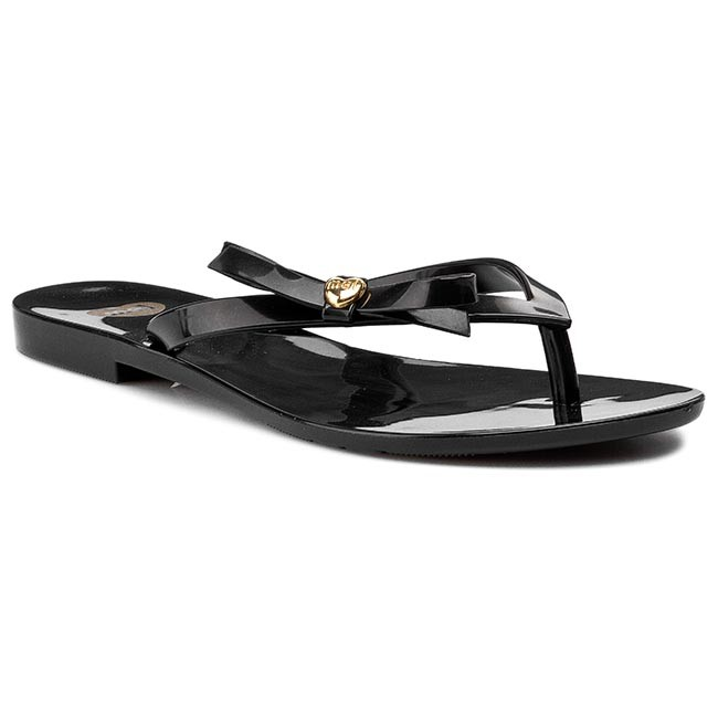 Slides MEL BY MELISSA - Mel Honey IV Sp Ad 31531 Black 01003