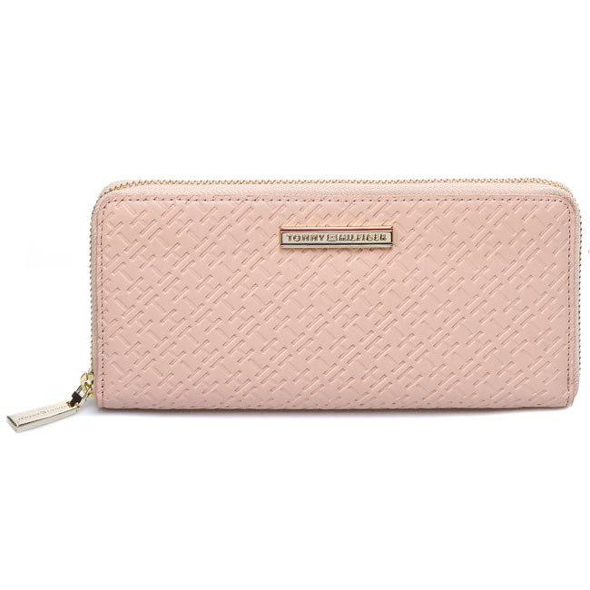 Large Women's Wallet TOMMY HILFIGER - Dominique Large Za Wallet BW56927336 614
