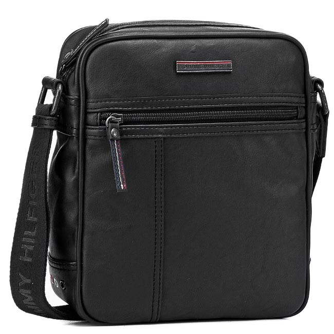 Messenger Bag TOMMY HILFIGER - Cas - Sm Billy Reporter BM56927264 Black 990