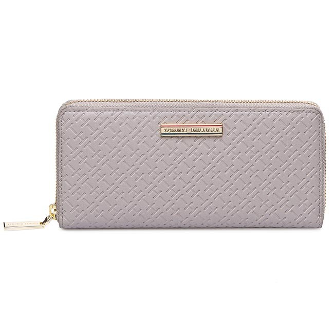 Large Women's Wallet TOMMY HILFIGER - Dominique Large Za Wallet BW56927336 852