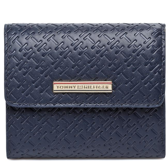 Small Women's Wallet TOMMY HILFIGER - Dominique Trifold BW56927515 403