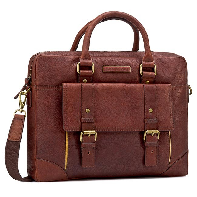 Laptop Bag TOMMY HILFIGER - Cas-Nico Computer Bag BM56927253  606