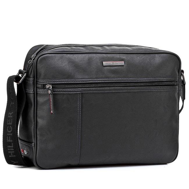 Bag TOMMY HILFIGER - Cas-Sm Billy Messenger BM56927262 Black 990