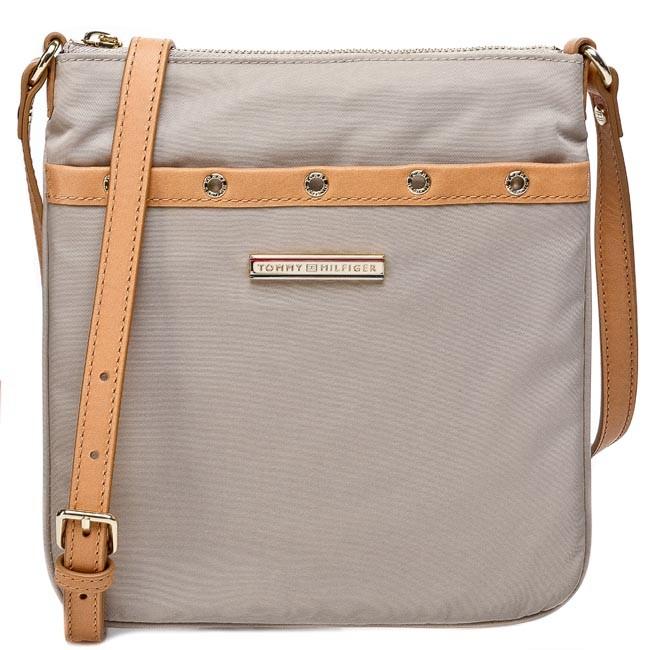 Handbag TOMMY HILFIGER - Heather Flat Crossover BW56927439 Oxford Tan Pt 279