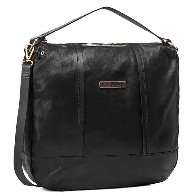 Handbag TOMMY HILFIGER - Cat-Houston Hobo BW56927387 990