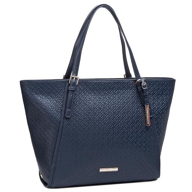Handbag TOMMY HILFIGER - Dominique Ew Tote BW56927418 403