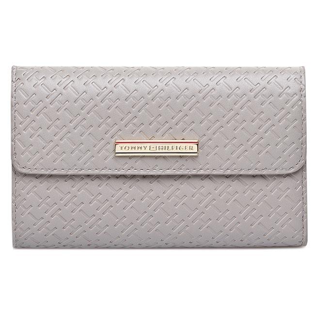 Large Women's Wallet TOMMY HILFIGER - Dominique Large Zip W/Flap BW56927337 852