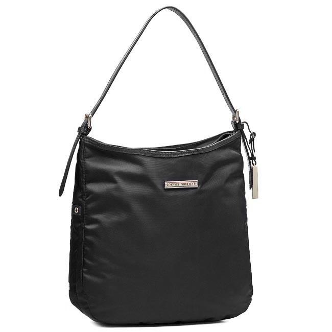 Handbag TOMMY HILFIGER - Heather Hobo BW56927440 Black 990