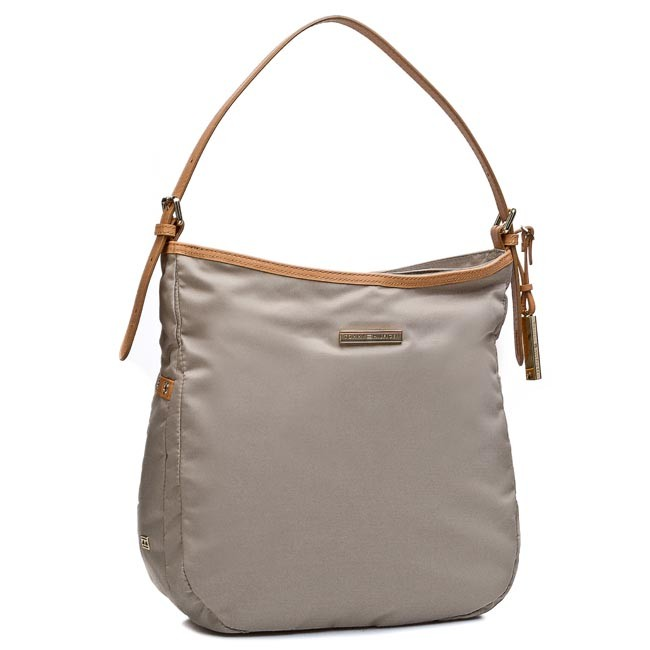 Handbag TOMMY HILFIGER - Heather Hobo BW56927440 Oxford Tan Pt 279