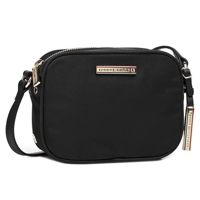 Handbag TOMMY HILFIGER - Heather Mini Crossover BW56927441 Black 990