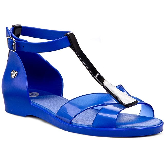 Sandals MEL BY MELISSA - Mel Dance Sp Ad 31541 Blue/Black 52044