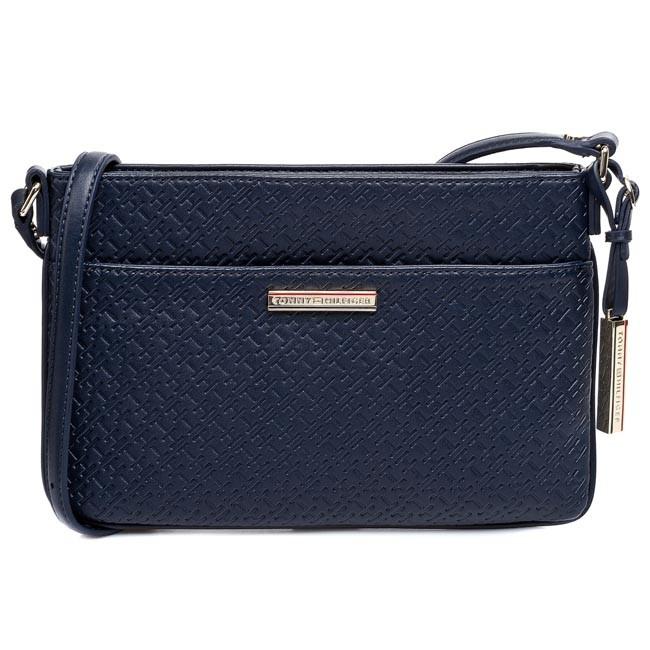 Handbag TOMMY HILFIGER - Dominique Ew Flat Crossover BW56927417  403