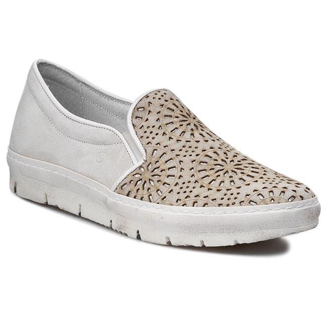 Shoes KHRIO - 15389RIF  Seta Bianco