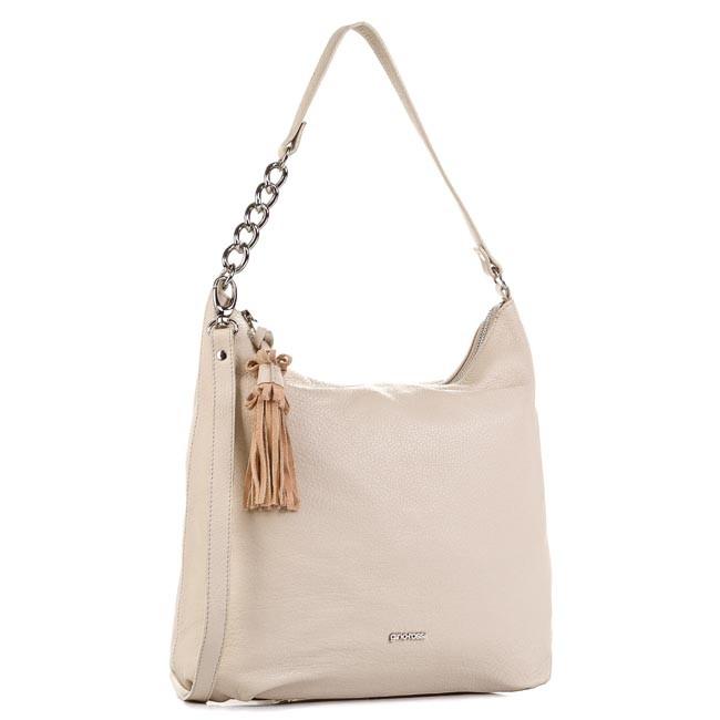 Handbag GINO ROSSI - XT2756-ELB-BGBG-00052-Ta Beige