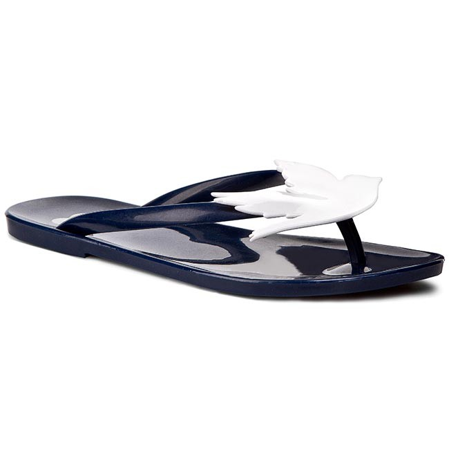 Slides MEL BY MELISSA - Mel Lilly Pilly Sp Ad 32134 Blue/White 51661