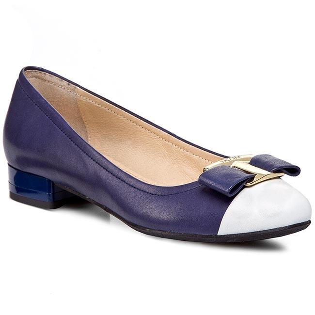 Shoes BADURA - 1253-69 Niebieski 186