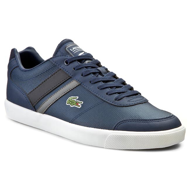 Shoes LACOSTE - Comba Pri Spm 7-29SPM00142N1 Dark Blue/Black