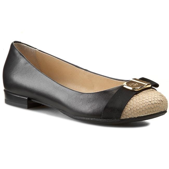 Flats BADURA - 1264-69 Black