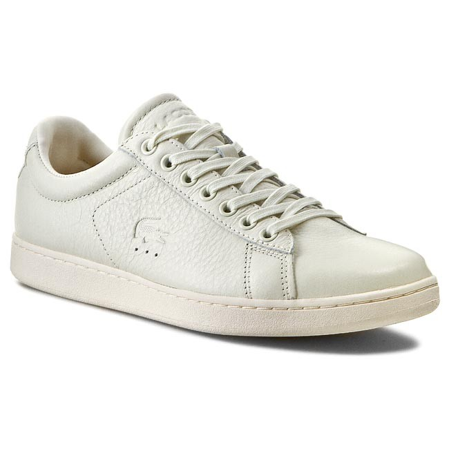 Shoes LACOSTE - Carnaby Evo 2 Srm 7-29SRM2136098 Off White