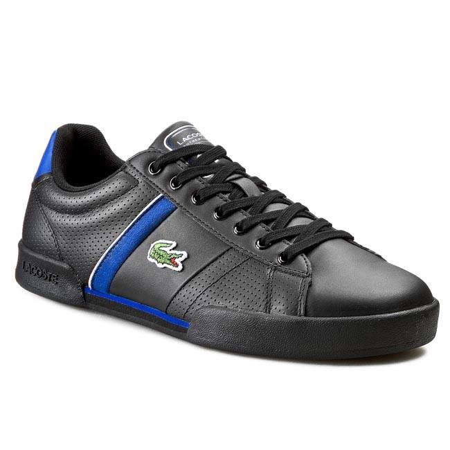 Shoes LACOSTE - Deston Grv Spm 7-29SPM0015011 Black/Blue
