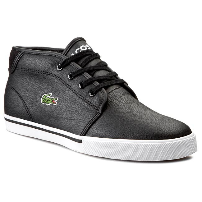 Shoes LACOSTE - Ampthill Lcr Spm 7-27SPM107402H Black