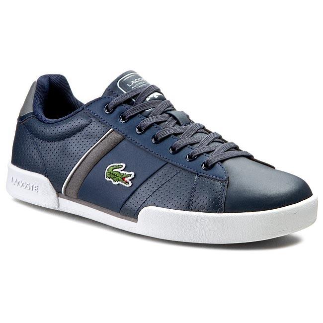 Shoes LACOSTE - Deston Grv Spm 7-29SPM001509A Dk Blu/Dk Gry