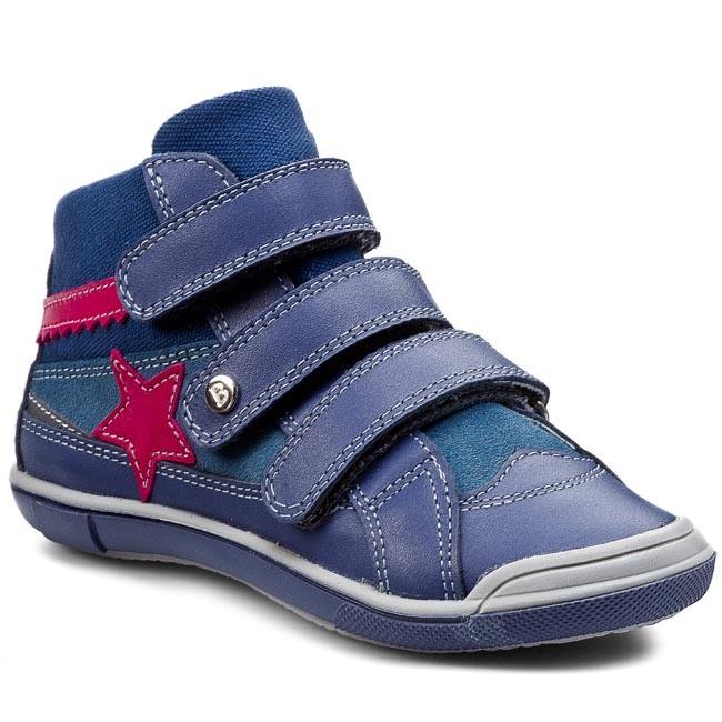 Boots BARTEK - 64197/0XP Blue