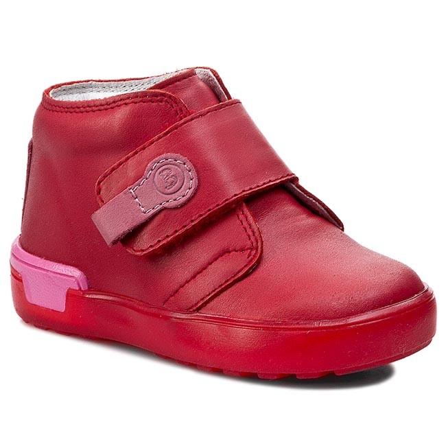 Boots BARTEK - 61843/744 Red