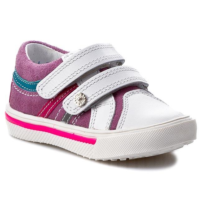 Shoes BARTEK - 61855/0VJ Purple