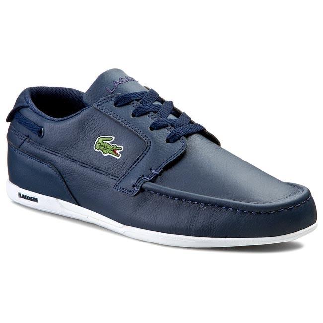 Shoes LACOSTE - Dreyfus Lcr Spm 7-28SPM0001DB4 Dark Blue