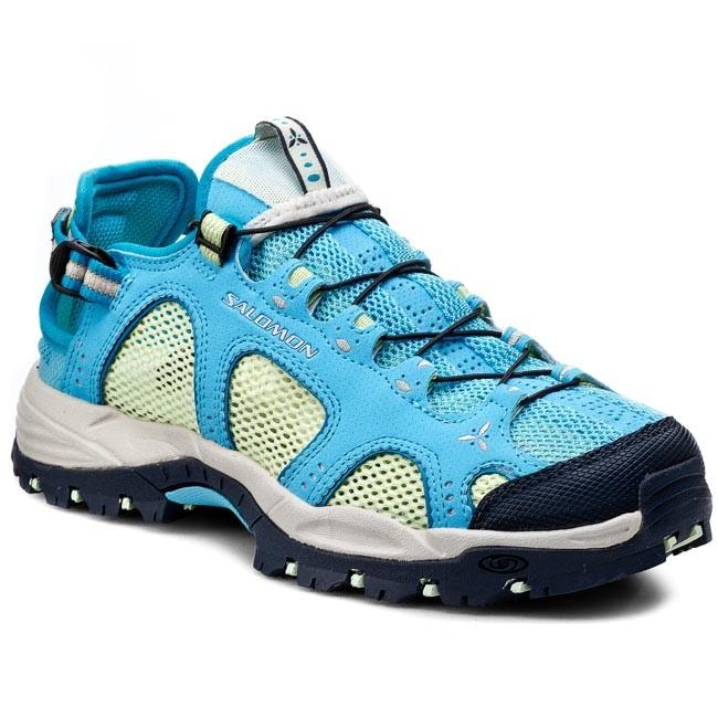Trekker Boots SALOMON - Techamphibian 3 W 356772 20 M0 Score Blue/GreenTea/Boss Blue